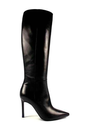 ROBERTO FESTAHigh Boots Black Nappa Leather