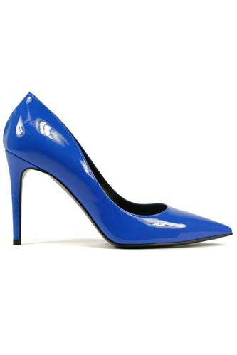 BRUGLIADecolletè Blue Cobalt Patent Leather