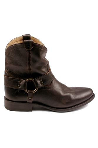 FRYE - since 1863Wyatt Harness Short Dark Brown