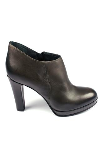 Ankle Boots Anthracite, ALBERTO FERMANI