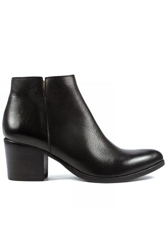 DUCCIO DEL DUCAAnkle Boot Black Friend Leather