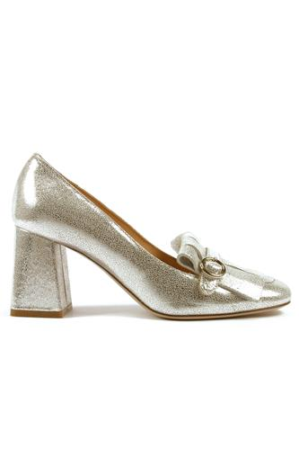 Lady Silver Crackle Leather, ROBERTO FESTA