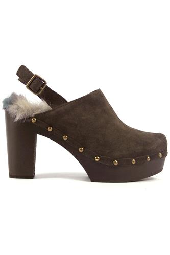 MOODCortina Brown Suede Sheepskin