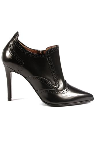 GIBELLIERISonda Black Danubio Leather