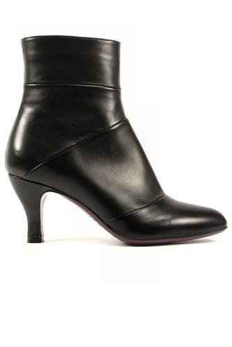 MINA BUENOS AIRESThea Black Nappa Leather